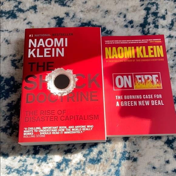 New! Naomi Klein Bundle